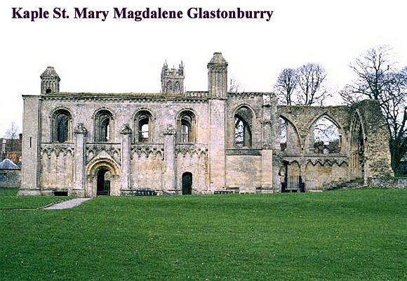 Kaple St. Mary Magdalene, Glastonbury